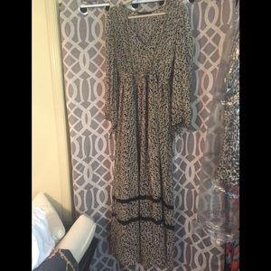 Trafaluc by Zara maxi dress